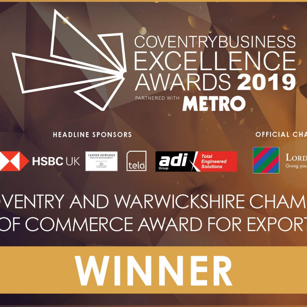 Export awards coventry